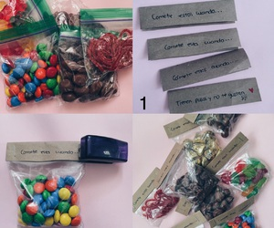 boyfriend, candies, and diy image