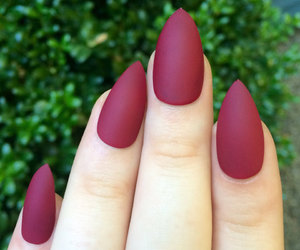nails and matte image
