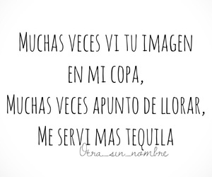 heart, quotes, and tequila image