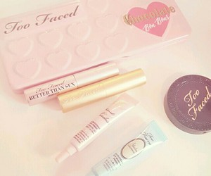 pale, too faced, and chocolate bon bons image