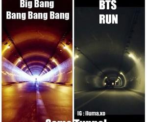 big bang, jin, and v image