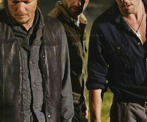 the walking dead, shane, and twd image