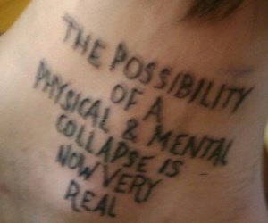 tattoo, grunge, and quotes image