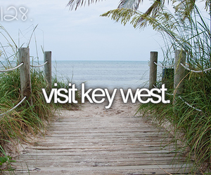 key west, before i die, and goals image