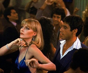 scarface, michelle pfeiffer, and movie image