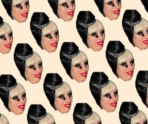 background, mother monster, and gaga image