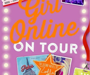girl online on tour and zoella image