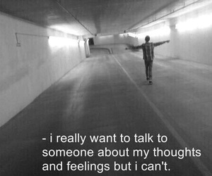 cant, feelings, and talk image
