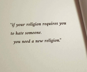quote, religion, and lové image