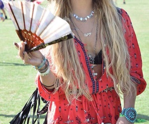 vanessa hudgens, coachella, and vanessa image