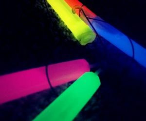 glow, rage, and party image