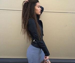 girl, chanel, and fashion image