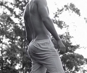 ass, boy, and male model image