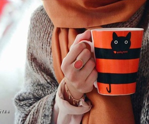 orange and hijâbi image