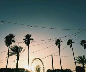 coachella, festival, and music image