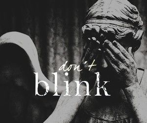 doctor who and don't blink image