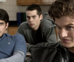 teen wolf, dylan o'brien, and isaac image