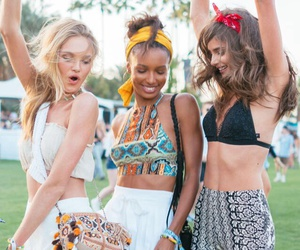 coachella, model, and taylor hill image