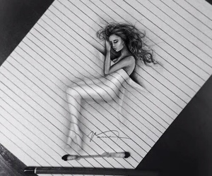 amazing, artistic, and drawing image