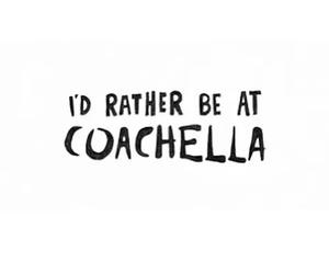 coachella, festival, and quote image