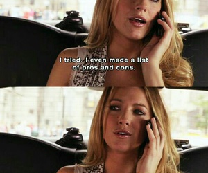 gossip girl, blake lively, and quotes image