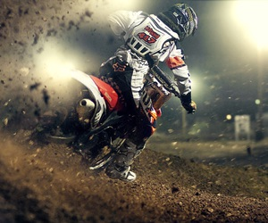 motocross and passion image