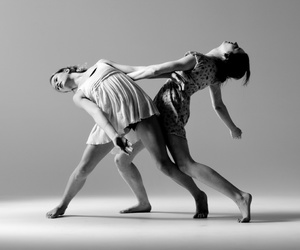 dance, contemporary, and ballet image