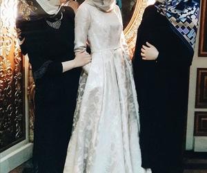 bff, hijab, and muslim image