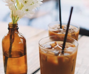 brown and drink image