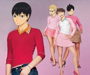 mean girls, haikyuu, and oikawa tooru image