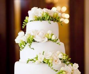 foodporn, weddingcake, and bien.hu image