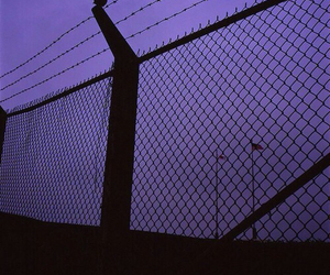 purple, grunge, and dark image