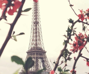 paris, vintage, and wallpapers image