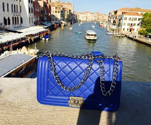 bag, venice, and chanel image