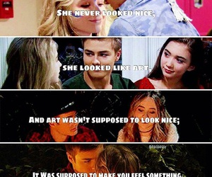 lucaya, rucas, and riley matthews image