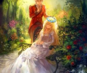 anime and aldnoah zero image