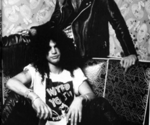 slash, Guns N Roses, and steven adler image