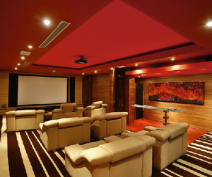 cinema, decor, and design image