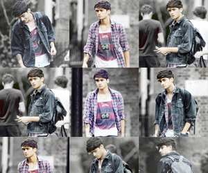 zayn, zaynmalik, and onedirection image