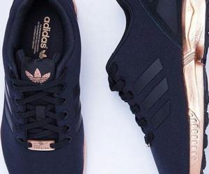 adidas, black, and gold image