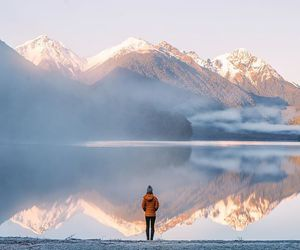 adventure, reflection, and travel image