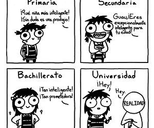 sarah andersen, school, and funny image