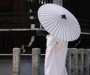 japan and white image