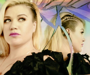 photoshoot, pretty, and kellyclarkson image