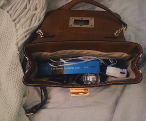 bag, book, and class image