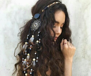 vanessa hudgens, coachella, and hair image