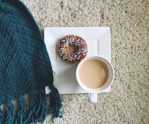 boho, coffee, and cuddle image