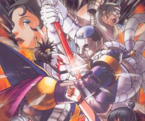 anime, CAPCOM, and game image