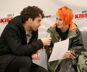 paramore, tayley, and hayley williams image