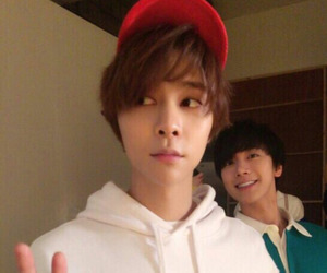 johnny, ten, and nct image